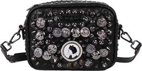 Nicole Lee Darva Vintage Button Cross Body Bag (Women's)