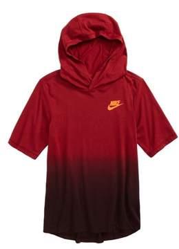 Nike Boy's Dry Futura Dip Dye Hoodie
