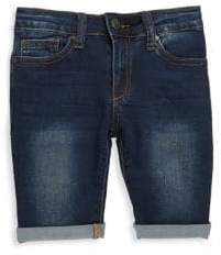 Joe's Jeans Little Girl's Whiskered Denim Shorts