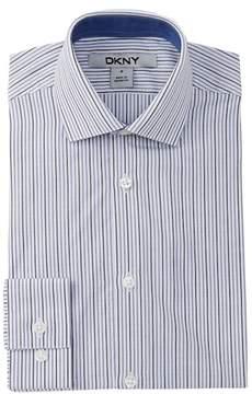 DKNY Striped Dress Shirt (Big Boys)