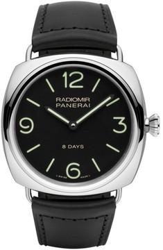 Panerai PAM00610 Radiomir Stainless Steel 45mm Mens Watch