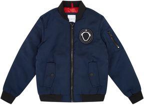 Givenchy Badge Bomber Jacket