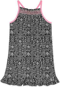Epic Threads Toddler Girls Flamingo-Print Dress, Created for Macy's