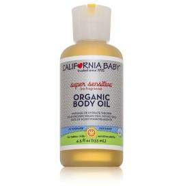 California Baby Organic Body Oil