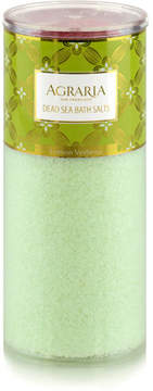 Agraria Lemon Verbena Bath Salt Tower, 16 oz./ 454 g