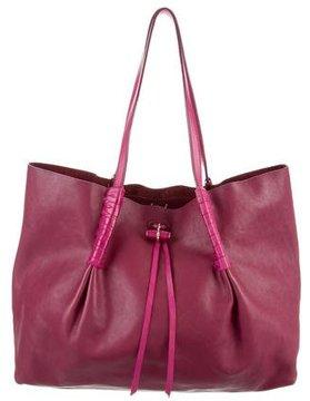 Nina Ricci Ondine Leather Tote