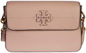 Tory Burch Mcgraw Shoulder Bag - PINK & PURPLE - STYLE