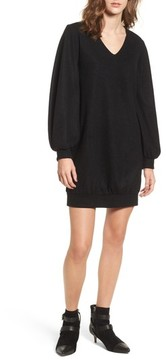 Everly Women's Balloon Sleeve Sweater Dress