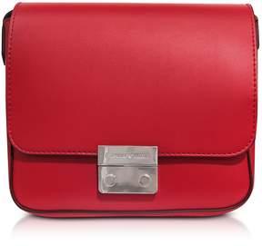 Emporio Armani Mini Smooth Leather Shoulder Bag