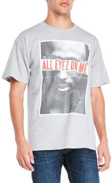 Bravado Tupac All Eyes Graphic Tee