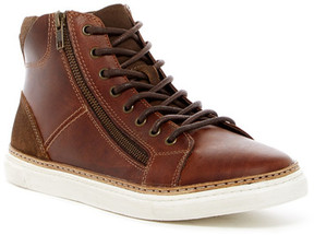 Kenneth Cole Reaction Trace Ur Step Hi Top Sneaker
