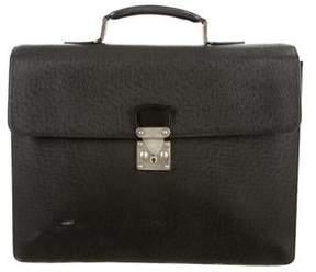 Louis Vuitton Taiga Moskova Briefcase