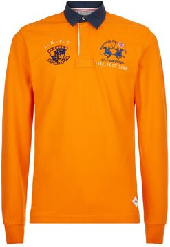 La Martina Double Crest Polo Shirt