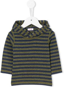 Il Gufo hooded longsleeved T-shirt