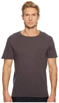 Joe's Jeans Chase Raw Edge Short Sleeve Crew Men's Short Sleeve Pullover