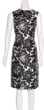 Barneys New York Barney's New York Silk Sleeveless Dress