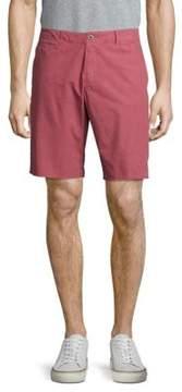 Original Paperbacks Sidesea Solid Cotton Shorts