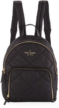 Kate Spade Watson Lane Quilted Hartley Nylon Backpack