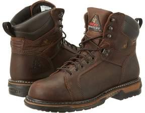 Rocky 6 Ironclad Lace To Toe Soft Toe WP Men's Shoes