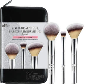 IT Brushes For ULTA Your Beautiful Basics Airbrush 101 Travel Set - Only at ULTA