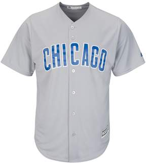Majestic Big & Tall Chicago Cubs Cool Base Replica Jersey