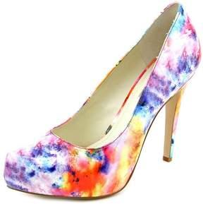 BCBGeneration Parade Women US 5.5 Multi Color Platform Heel