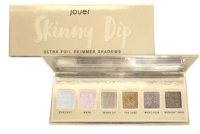 Jouer Skinny Dip Ultra Foil Shimmer Shadows Palette - No Color