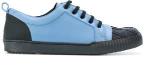 Marni shell toe colour blocked sneakers