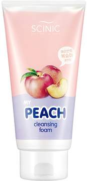 Forever 21 Scinic My Peach Cleansing Foam