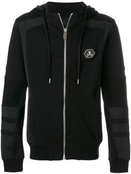 Philipp Plein Dangerous zipped hoodie