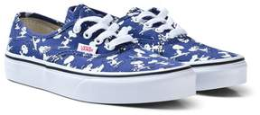 Vans Authentic Peanuts Snoopy Skating Shoes