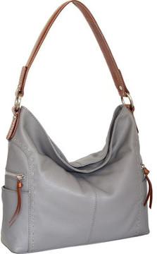 Nino Bossi Kyah Leather Hobo Bag (Women's)