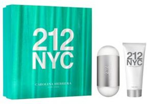 Carolina Herrera 212 NYC Eau de Toilette Gift Set- 130.00 Value