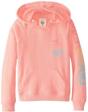 Billabong Girls' Wanna Go Pullover Hoody (414) - 8164338
