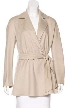 Akris Cashmere Short Coat