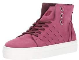 K-Swiss Women's Modern High P Sneaker.