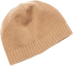 Portolano Men's Light Camel Cashmere Hat