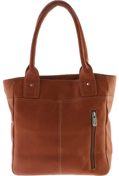 Piel Leather Small Tablet Tote 3065 (Women's)