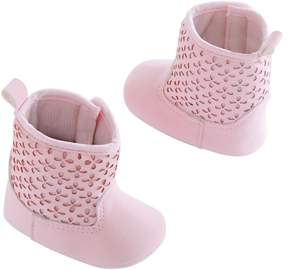 Osh Kosh Baby Girl Perforated Boot Crib Shoes