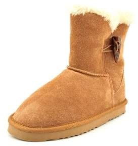 Style&Co. Style & Co. Style & Co Tiny Round Toe Suede Winter Boot