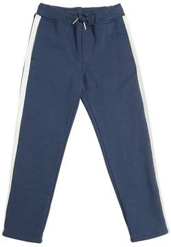 Roberto Cavalli Cotton Sweatpants W/ Side Stripes