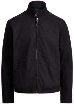 Ralph Lauren Cotton Twill Jacket Polo Black S