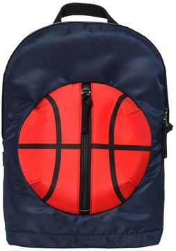 Basketball Nylon Backpack