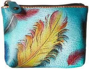 Anuschka 1031 Coin Pouch Handbags