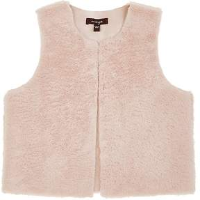 Imoga Ellada Reversible Faux-Fur Vest
