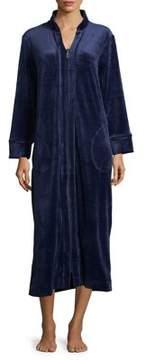 Carole Hochman Full-Zip Robe