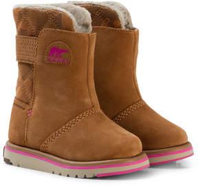 Sorel Beige Children's Rylee Boots