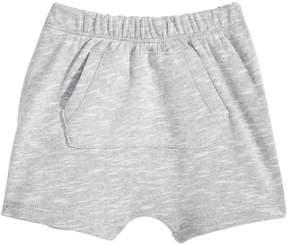 First Impressions Kangaroo-Pocket Shorts, Baby Boys, Created for Macy's