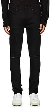 Ksubi Men's Van Winkle Distressed Skinny Jeans