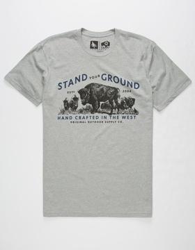 Hippy-Tree HIPPYTREE Ground Mens T-Shirt